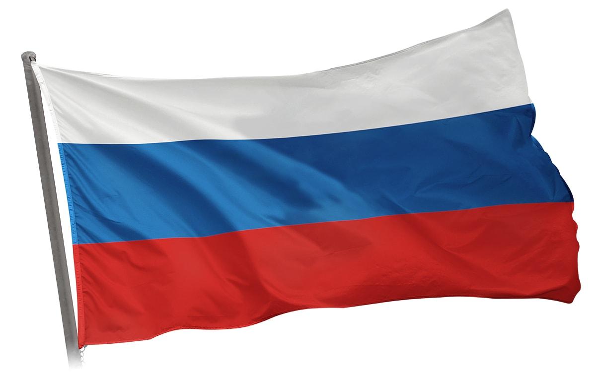 Наклейка с флагом россии спарк по акции купить mavic air выгодно